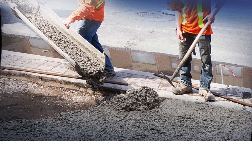 Объем бетона формула колона бетон