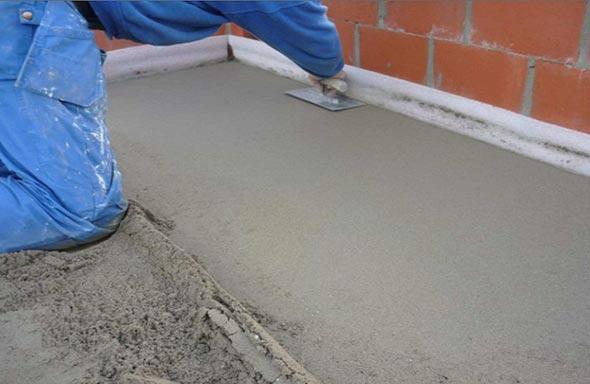 Цементный раствор с опилками линолеум по бетону