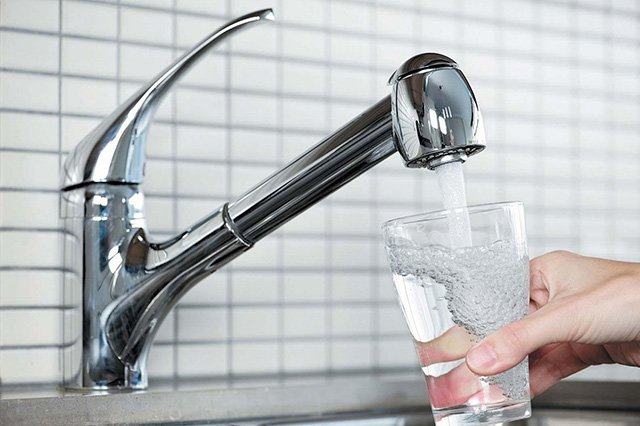 вода для питья