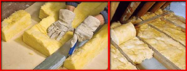 Чем резать утеплитель из минеральной ваты