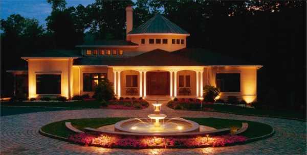 Доклад на тему освещение загородного дома 7808