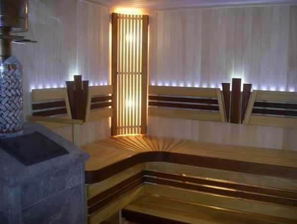 Можно ли светодиодные лампы использовать в бане. Особенности светодиодных лент для сауны и бани (процесс установки и меры предосторожности)