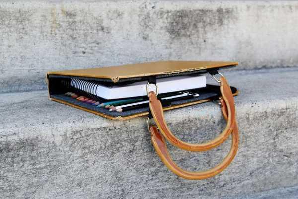 d43bbf05b2e1 Для изготовления такой сумки возьмите: старую книгу, картон, резинку  черного цвета (как для шитья одежды), степлер, фетр, канцелярский нож,  черную тесьму, ...