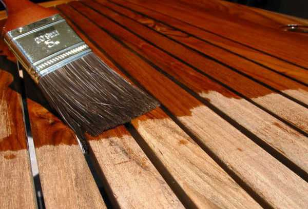Огнеупорные масляно восковые составы для дерева
